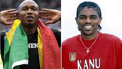 Match d'anciennes stars africaines de football pour secourir les victimes de Boko Haram