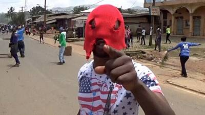 """Cameroun : des """"morts"""" dans une opération de l'armée en zone anglophone"""