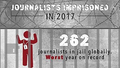 Egypt is worst jailer of journalists in Africa for 2017 – CPJ report