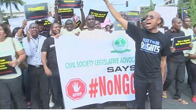 Nigeria : les ONG contre le projet de loi sur la société civile