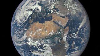 [Photos] Espace : l'Afrique comme vous ne l'avez probablement jamais vue