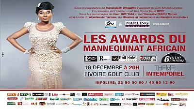 Awards des mannequins africains: Awa Sanoko et Fatim Sidimé récompensées
