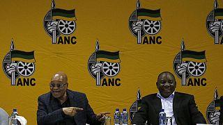 Afrique du Sud : l'ANC divisé et affaibli choisit son nouveau chef