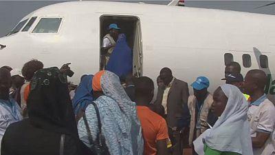 Rapatriement volontaire des soudanais réfugiés en Centrafrique
