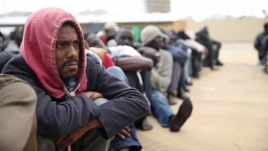 Libyan coast guard picks up more than 250 migrants trying to reach Italy