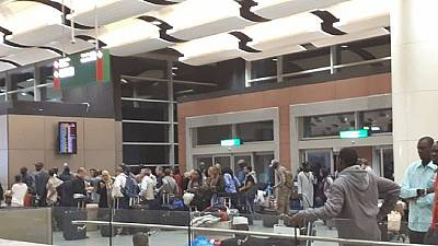 Air traffic controllers strike at new Senegal Airport, want more training