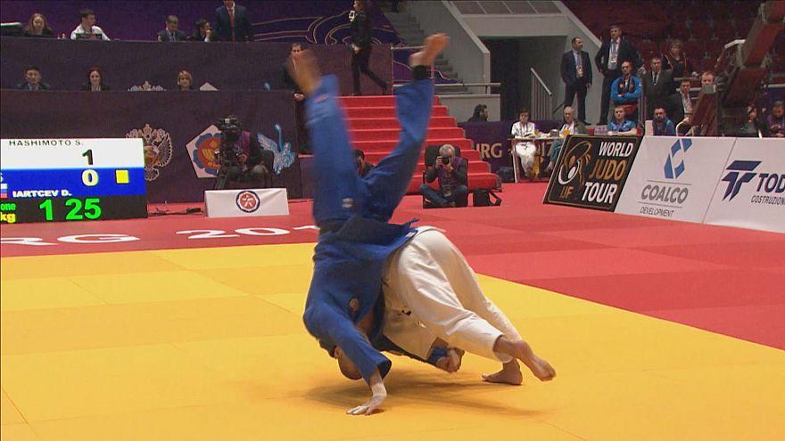 Judo, World Masters San Pietrogburgo: Giappone e Mongolia protagonisti della prima giornata