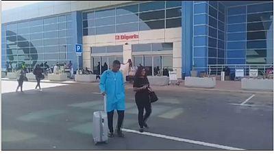 Reprise du trafic au nouvel aéroport de Dakar
