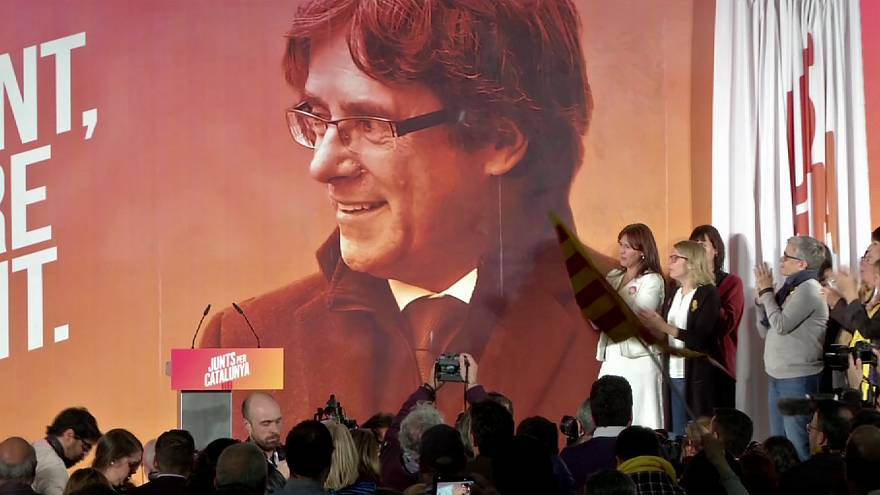 Catalonia: A divided campaign
