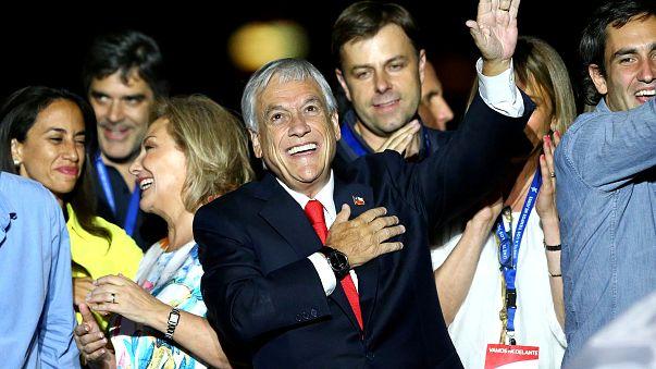 Sebastian Piñera nuovo Presidente del Cile