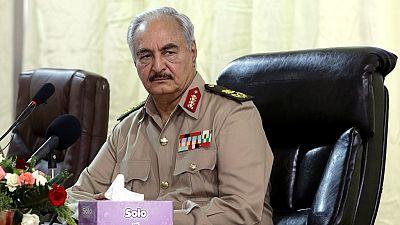 Libye : pour le maréchal Haftar, l'accord politique libyen a expiré