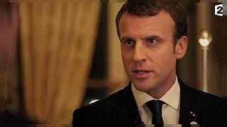 Macron: február végére legyőzzük az Iszlám Államot Szíriában
