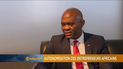 Tony Elumelu speaks on entrepreneurship in interview with Africanews [The Morning Call]