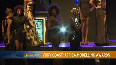 8th Africa Modeling Awards, Ivory Coast [The Morning Call]