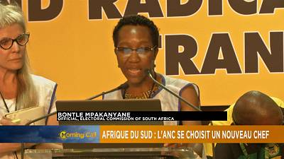 Voting for next leader begins in South Africa's ANC conference [The Morning Call]
