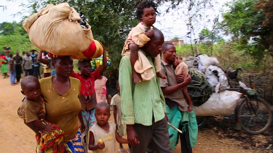 DRC's Kasai conflict: the humanitarian challenge of displaced and returnees