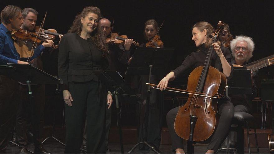 A sparkling duo: Cecilia Bartoli and Sol Gabetta
