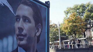 Avusturya'da aşırı sağ ile koalisyon kuran Kurz Brüksel'de