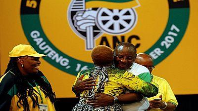 Afrique du Sud : Cyril Ramaphosa élu président de l'ANC