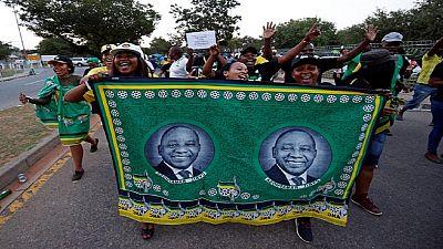 Afrique du sud: les défis du nouveau président de l'ANC