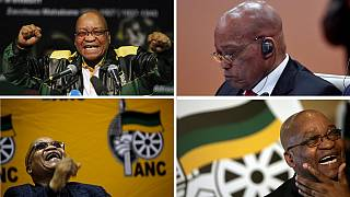Jacob Zuma: The South African president with 'nine lives' [Profile]