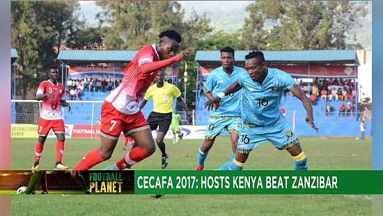 Kenya crowned CECAFA 2017 champions [Football Planet]