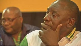 South African residents excited about Ramaphosa's win