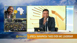 Afrique du sud : Ramahosa succède à Zuma à la tête de l'ANC [The Morning Call]