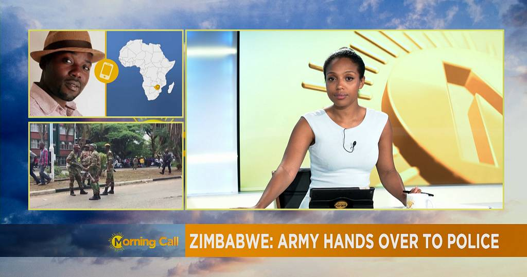 Zimbabwe's Army Ends Operation Restore Legacy [The Morning