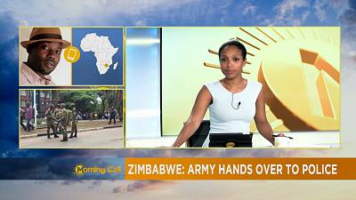 Zimbabwe's army ends operation restore legacy [The Morning Call]