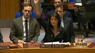 В ЕС и Израиле обсуждают вето США