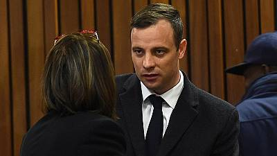 Pistorius appeals sentence for killing girlfriend