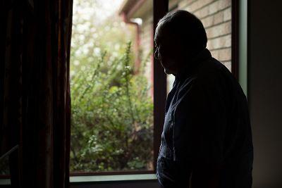 Hisham El Zeiny at his home in Christchurch.
