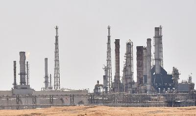 Saudi Arabia raced Sunday to restart operations at the oil plants after the attacks slashed its production by half.