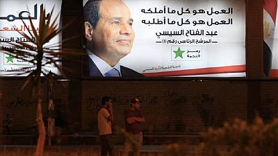 Egyptian colonel jailed after announcing presidential bid