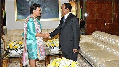 """Crise anglophone au Cameroun: la patronne du Commonwealth appelle """"à l'unité et au dialogue"""""""