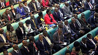 Ugandan legislators vote on controversial 'Age Limit' bill