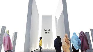 Somalie : un monument pour rendre hommage aux victimes de l'attaque du 14 octobre