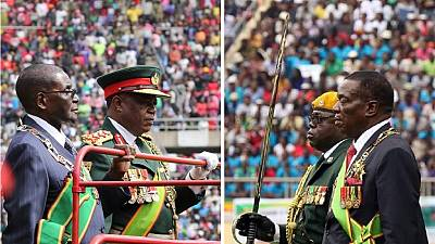 Purge – Swearing in: 10 words associated with Mugabe ouster in Zimbabwe