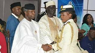 Nigeria's north gets first female navy general: Commodore Jamila Malafa