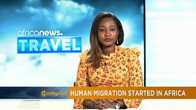 Human migration started in Africa [Travel]