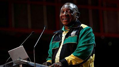 Afrique du Sud : le nouveau président de l'ANC promet d'éradiquer la corruption