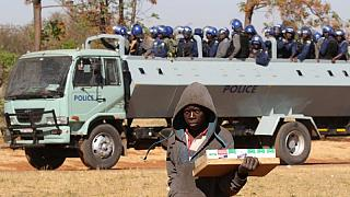 Zimbabwe police admits past mistakes, pledges to work for the people