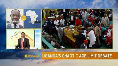 Ouganda - présidentielle : Suppression de la limite d'âge [The Morning Call]