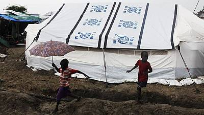 South Sudan: First UN safe haven for displaced civilians