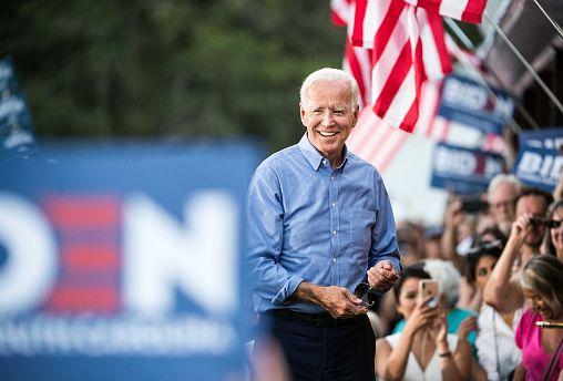 Image: Democratic Presidential Candidates Speak At Historic Galivants Ferry