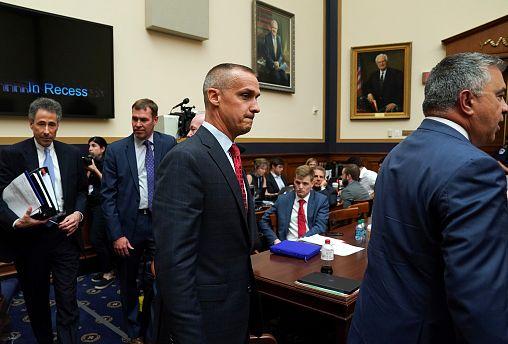 Image: Corey Lewandowski testifies before the House Judiciary Committee