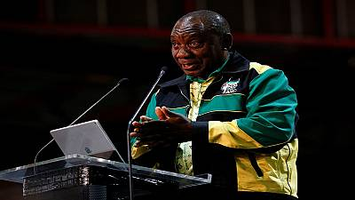 Ramaphosa pledges to fight corruption