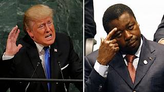 Togo only African nation to back Trump on Jerusalem vote despite A.U. stance