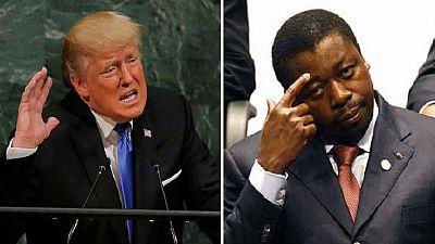Togo only African nation to back Trump on Jerusalem vote despite A.U. stance